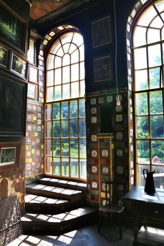 fonthill castle photos - mercer museum & fonthill castle