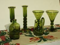 Jamestown glassware