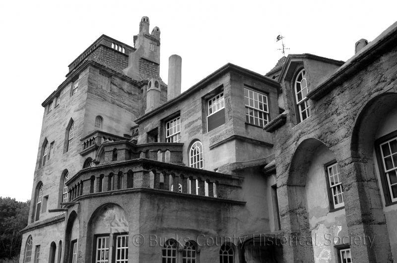 """""""Building Henry Mercer's Fonthill - 1908-1912"""""""