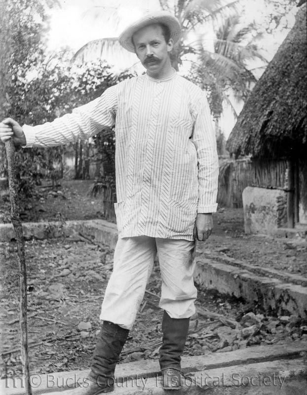 Henry Mercer, Archaeologist