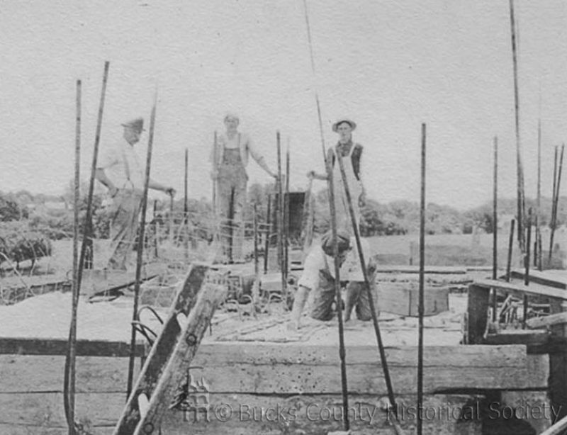 Mercer's Laborers