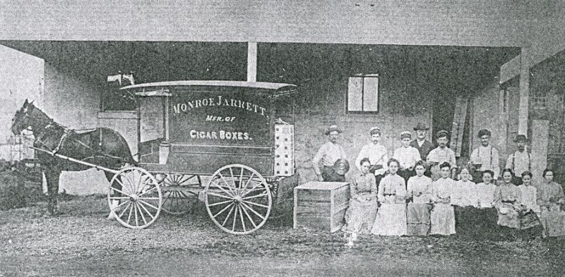 Cigar Box Factories