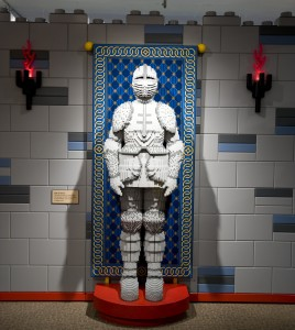 High Res Lego Knight