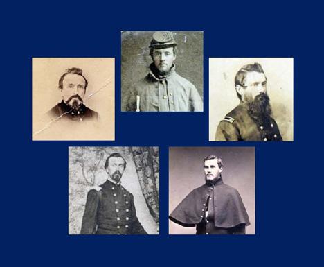 Bucks County at Gettysburg