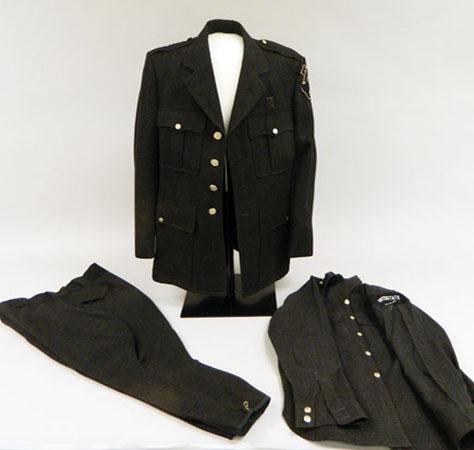 Bucks County Police Uniform (MM2014.04.001)