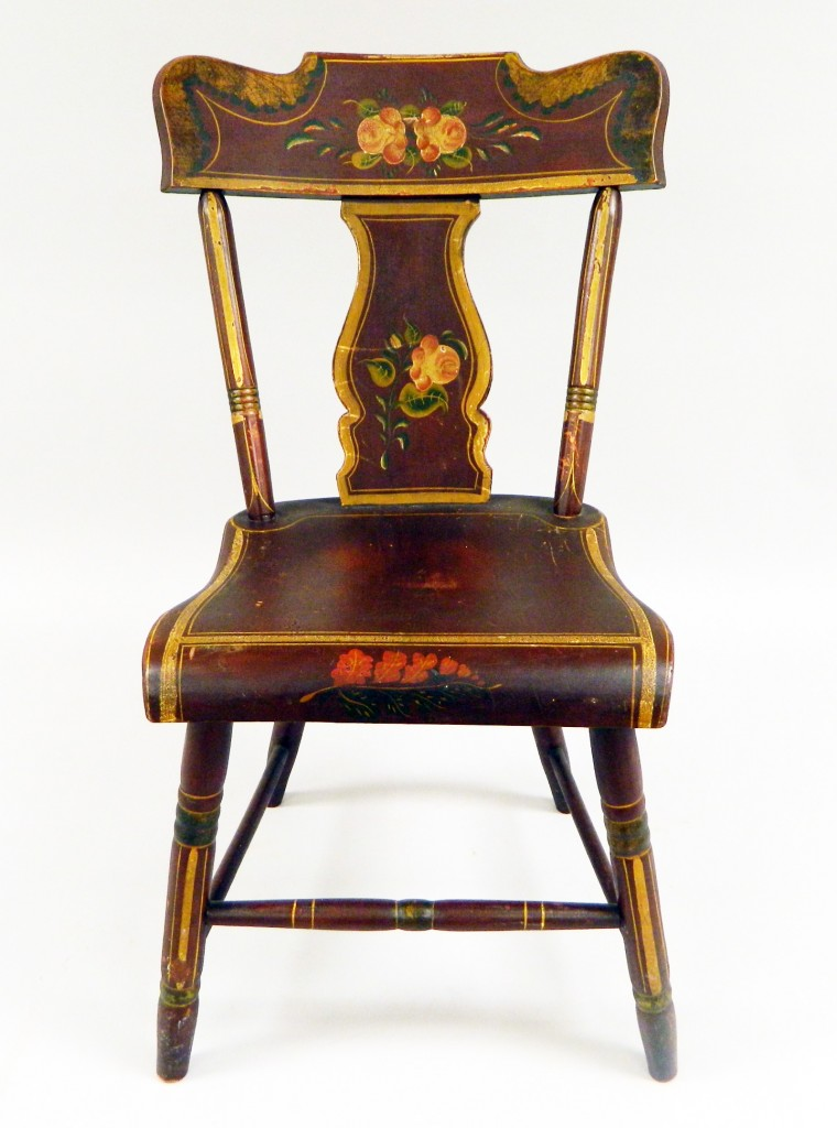 Late Windsor Side Chair (MM2014.11.001)