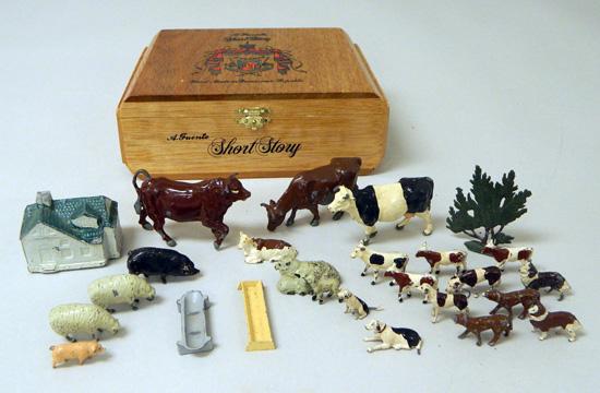 Farm Toy Set (MM2015.08.005)