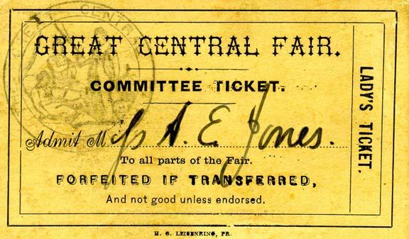 The Great Sanitary Fair