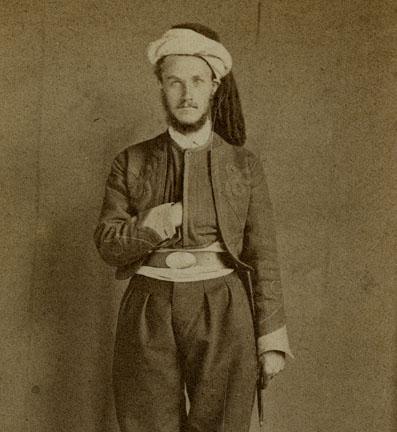Robert Kenderdine, Quaker Soldier