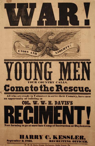 Summer 1861 – Recruiting Intensifies