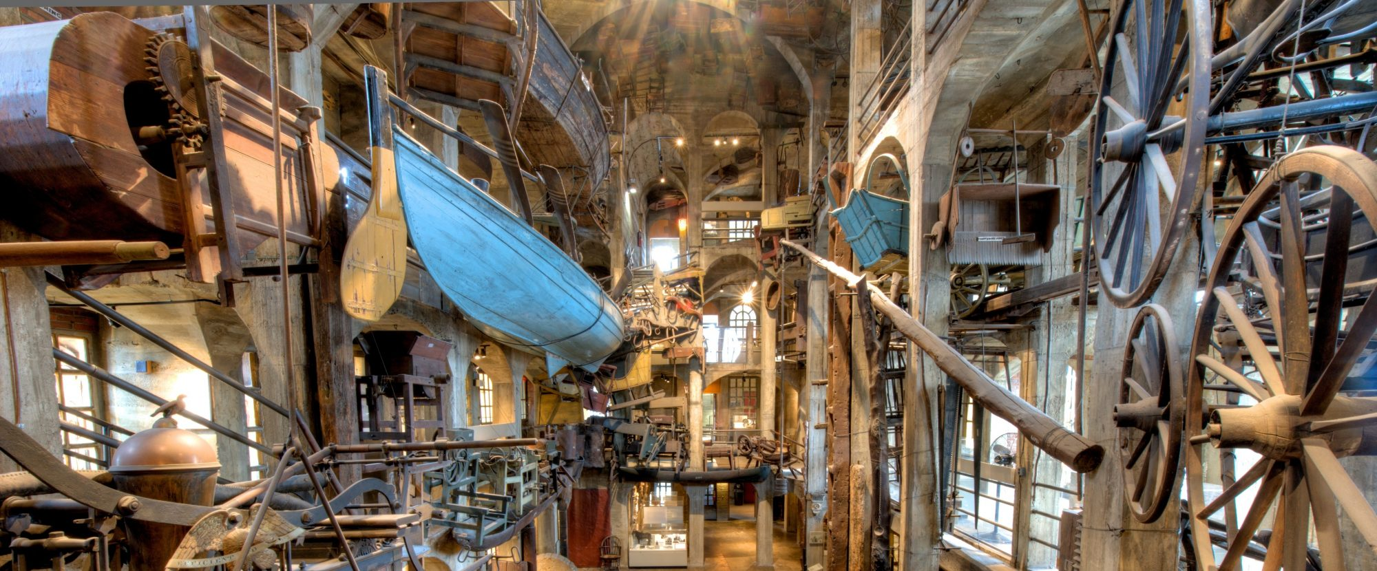 Delight In Discovery At Mercer Museum