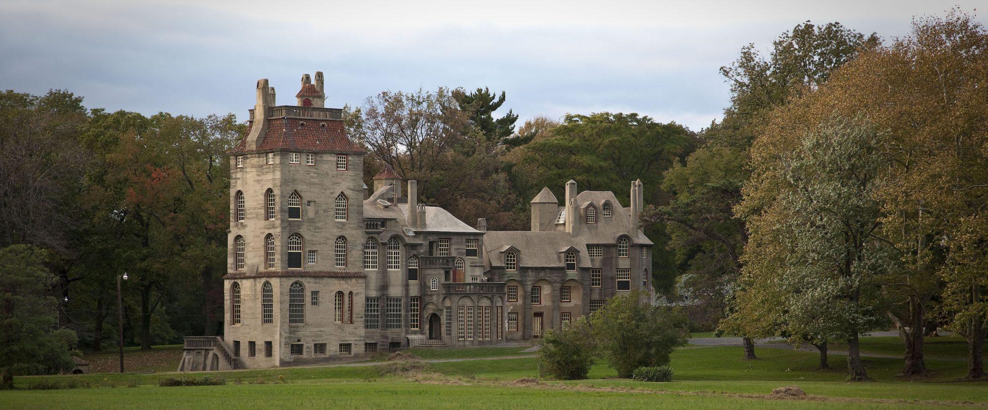 Mercer Museum & Fonthill Castle -