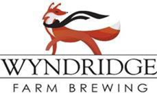 Wyndridge Farm Brewing