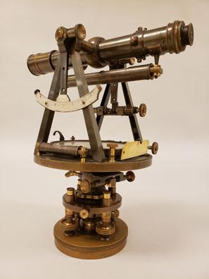Heller & Brightly Surveyor's Transit (MM2019.26)