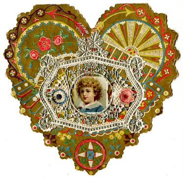 The Art of Love: Historic Valentines
