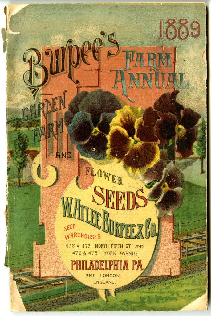 Burpee Seed Catalogs