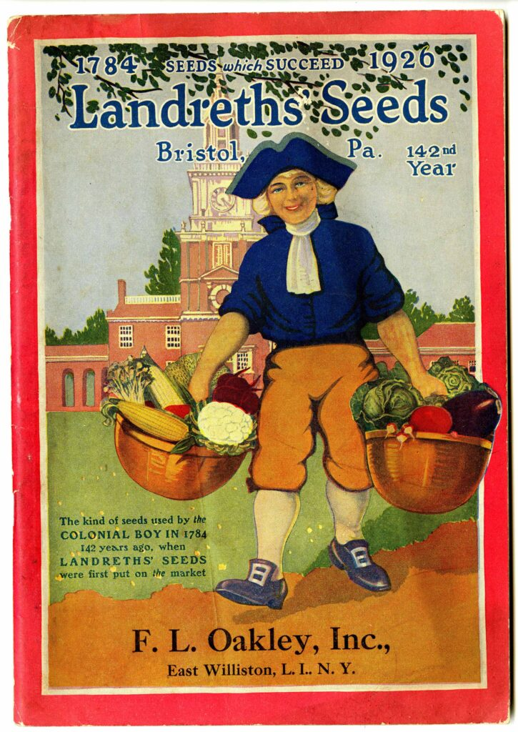 America's Oldest Seed Company