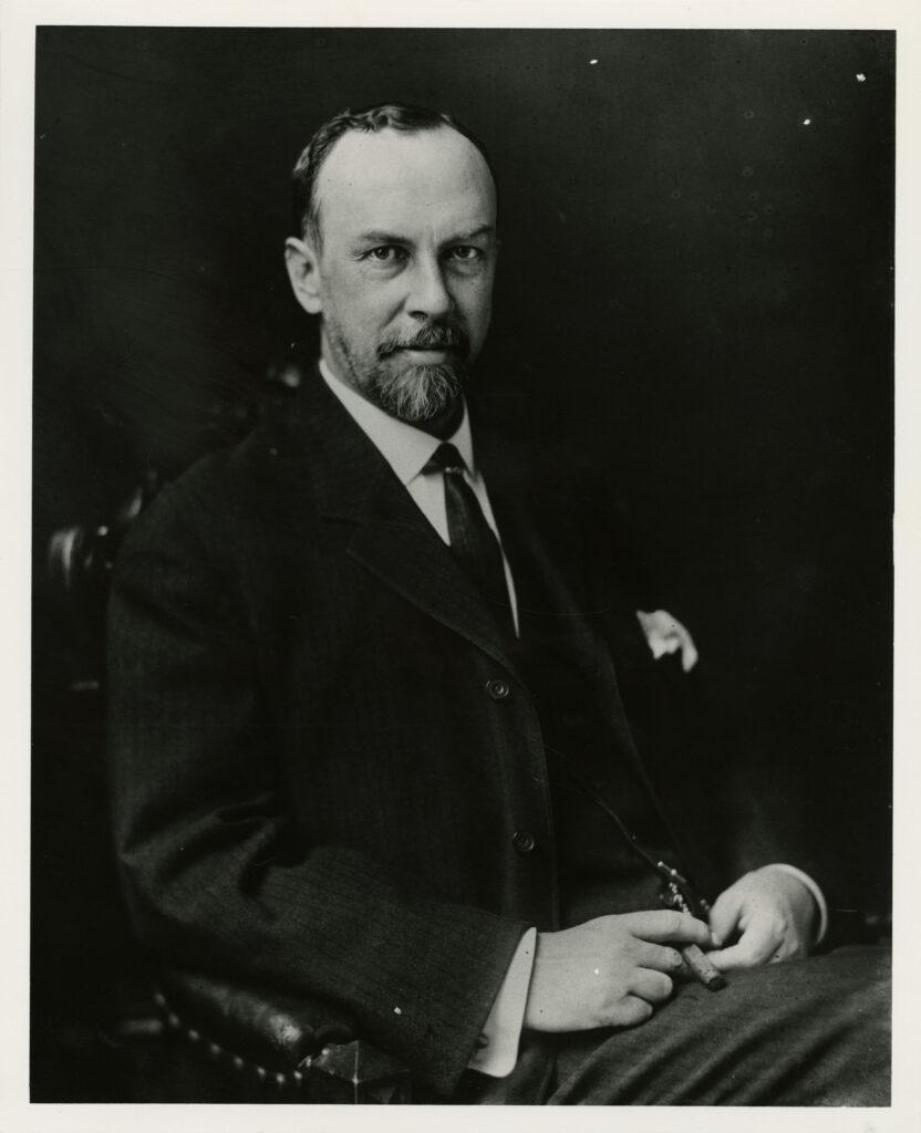 Washington Atlee Burpee, founder of Burpee Seeds